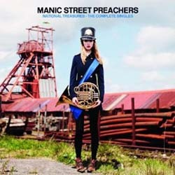 Manic Street Preachers - National Trasures - The Complete Single CD+DVD - 88697946152
