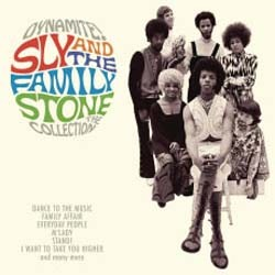 Sly & The Family Stone - Dynamite! The Collection CD - 88697988192