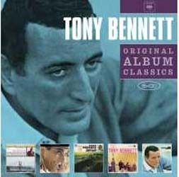 Tony Bennett - Original Album Classics (5Cd) CD - 88697997812