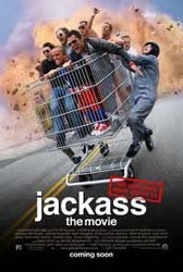 Jackass The Movie Collection - 3 Disc DVD - 90325 DVDP