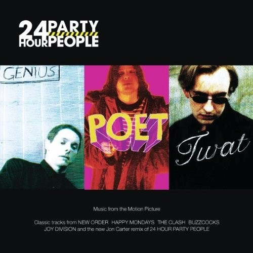 24 Hour Party People (Original Motion Picture Soundtrack) CD - 0927449302