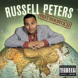 Russell Peters - Outsourced CD - 9362442602