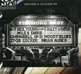 Neil Young & Crazy Horse - Live At Filemore East CD - 9362444292