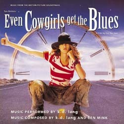 K.D. Lang - Even Cowgirls Get The Blues (O.S.T) CD - 9362454332