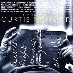 Curtis Mayfield - Tribute To Curtis Mayfield CD - 9362455002