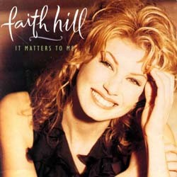 Faith Hill - It Matters To Me CD - 9362458722