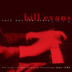 Bill Evans Trio - Turn Out The Stars CD - 9362459252