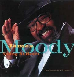 James Moody - Young Heart CD - 9362462272