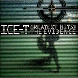 Ice-T - Greatest Hits - The Evidence CD - 9362465002