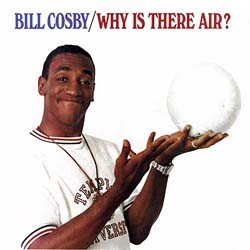 Bill Cosby - Why Is There Air? CD - 9362468882