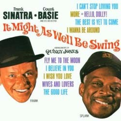 Frank Sinatra - It Might As Well Be Swing CD - 9362469722