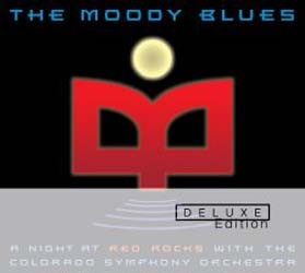 The Moody Blues - A Night At Red Rocks With The Colorado Symphony Orchestra (Deluxe Edition) CD - 00440 0652752