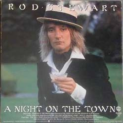 Rod Stewart - A Night On The Town - Digitally Remaster CD - 9362477302