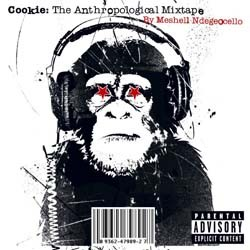 Meshell Ndegeocello - Cookie: The Anthropological Mixtape CD - 9362479892