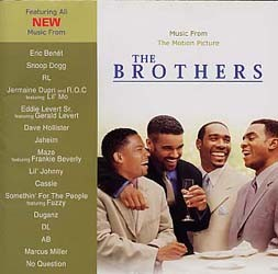 Soundtrack - The Brothers CD - 9362480582
