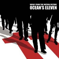 Ocean's Eleven (Music from the Motion Picture) CD - 9362481122