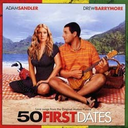 Soundtrack - 50 First Dates CD - 9362487092