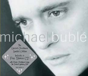 Michael Buble - Special Edition + Bonus Christmas Ep CD - 9362489152