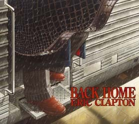 Eric Clapton - Back Home - Limited Edition CD+DVD - 9362494402