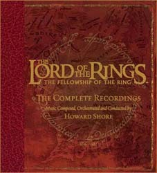 Soundtrack - Lord Of The Rings-Complete Recordings CD - 9362494542
