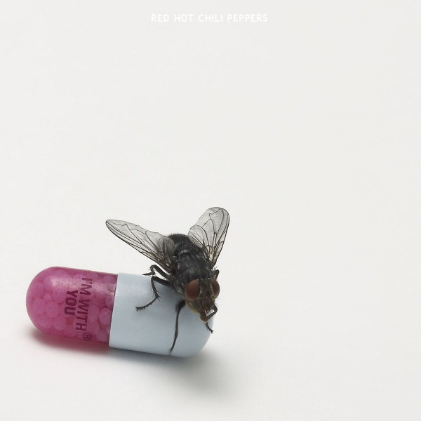 Red Hot Chili Peppers - I'm With You CD - 9362495648