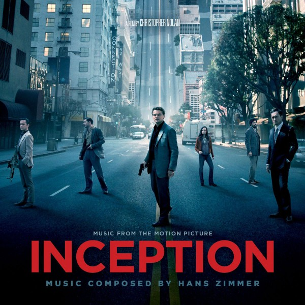 Hans Zimmer - Inception (Music from the Motion Picture) CD - 9362496503