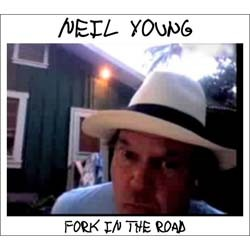 Neil Young - Fork In The Road Cd+Dvd CD+DVD - 9362497872