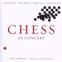 Chess In Concert - Live From (Complete) CD - 9362497981