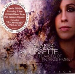 Alanis Morissette - Flavors Of Entanglement - Special Edition CD - 9362498636