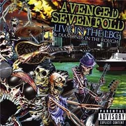 Avenged Sevenfold - Live In The Lbc & Diamonds In The Rough CD - 9362498702