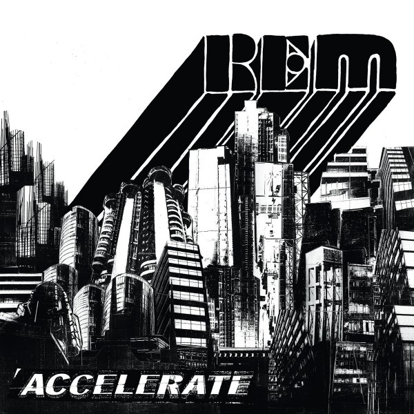 R.E.M. - Accelerate (Special Edition) CD - 9362498772