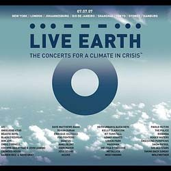 Live Earth - Concerts For A Climate In Crisis CD - 9362499429