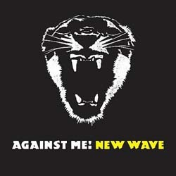 Against Me! - New Wave CD - 9362499643