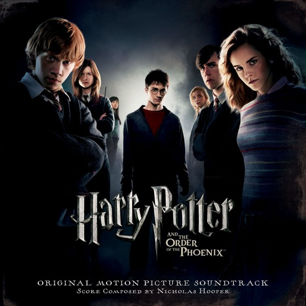 Nicholas Hooper - Harry Potter and the Order of the Phoenix (Original Motion Picture Soundtrack) CD - 9362499731