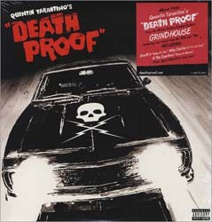 Soundtrack - Death Proof - Special Edition CD - 9362499883