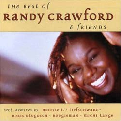 Randy Crawford - Best Of Randy Crawford And Friends CD - 9548388792