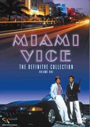 Miami Vice The Definitive Collection Volume 1 DVD - 9731