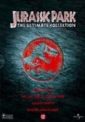 Jurassic Park Ultimate Collection DVD - 9781