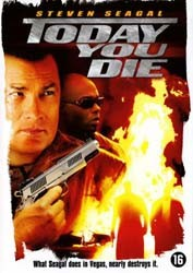 Today You Die DVD - 9809