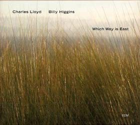 Charles Lloyd And Higgins Billy - Which Way Is East CD - 9811796