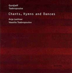 Anja Lechner / Tsabropoulos - Gurdjieff: Chants, Hymns And Dances CD - 9819613