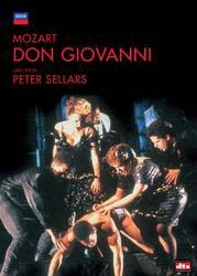 Eugene Perry, Herbert Perry, Dominique Labelle - Mozart: Don Giovanni DVD - 00440 0714119