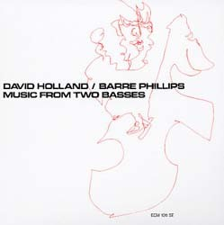 Dave Holland / Phillips Barre - Music From Two Basses CD - 9871766