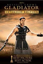 Gladiator Extended Special Edition (3 Disc ) DVD - 9879