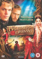 Brothers Grimm DVD - 9889