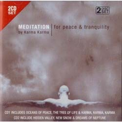 Meditation - For Peace & Tranquility CD - ABL2CD 159