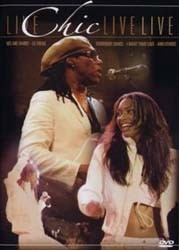 Chic - Chic - Live At Paradiso Amsterdam 2005 DVD - ACE11136