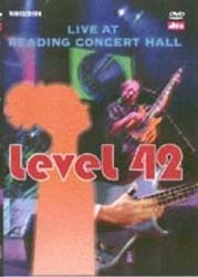 Level 42 - Level 42-Live At Reading Concert Hall DVD - ACE11563D