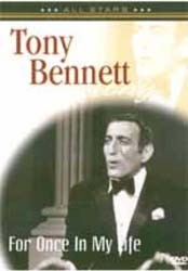Tony Bennett - For Once In My Life DVD - AS13224