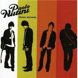Paolo Nutini - These Streets CD - ATCD 10212
